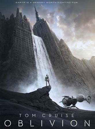 Oblivion movie for scifi.
