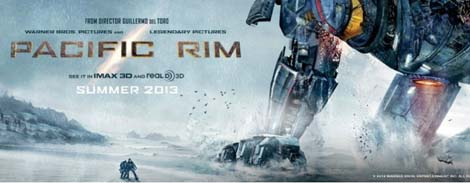 Pacific Rim - 1st trailer is Monster!