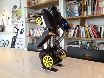 Remote control Transformer robot.