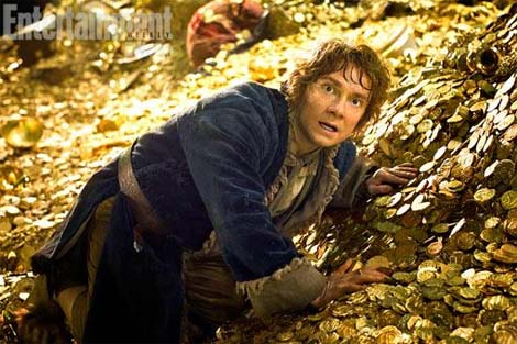 The Desolation of Smaug movie... first pic.