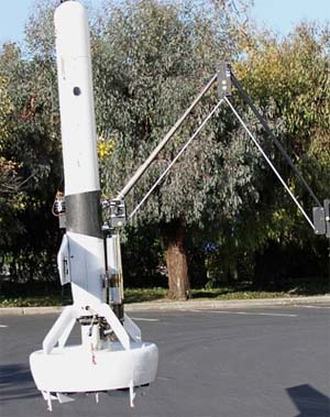 DARPA build air-robot based on Star Wars droid.