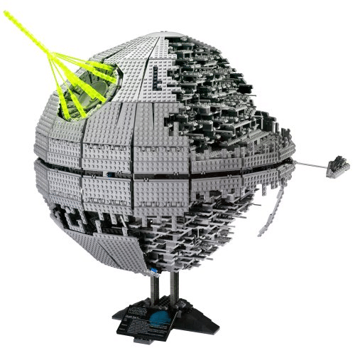 Death Star and the White House.