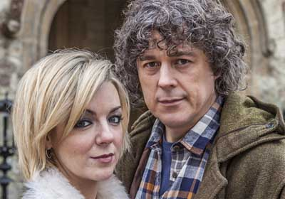 Jonathan Creek: The Clue Of The Savant's Thumb.