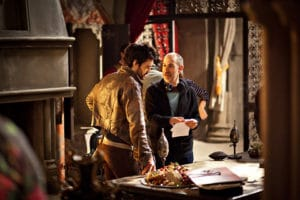 Da Vinci's Demons... TV does Renaissance-punk.