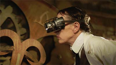 The Wheel steampunk short film.