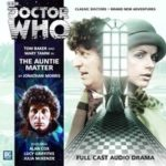 Doctor Who: The Auntie Matter by Jonathan Morris (CD review).