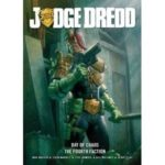 Judge Dredd: Day Of Chaos: The Fourth Factor by John Wagner, Ben Willsher, Staz Johnson, Colin MacNeil and Henry Flint	(graphic novel review)