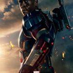 Iron Man 3… or Iron Patriot 1?