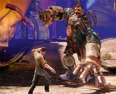 Bioshock Infinite... wiki wiki wild wild FPS.
