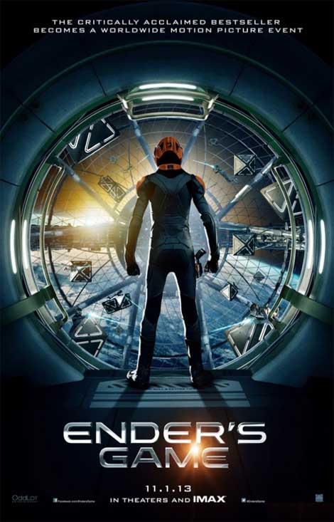 Ender's Game… is the enemy's gate down yet?