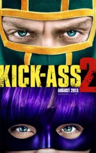 Kick-Ass 2... and the trailer does kick ass.