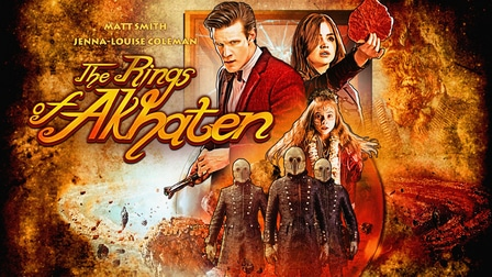 Time(lord) of the rings… Matt Smith and Jenna-Louise Coleman interviewed.