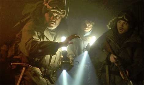 The Colony... when mutant cannibal crazies (during the next ice-age).