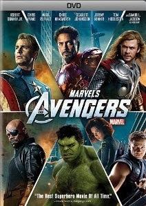 MarvelAvengersDVD