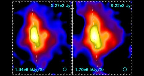 Surprises in star formation, finds NASA.