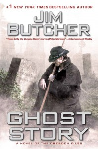 Ghost story by Jim Butcher.