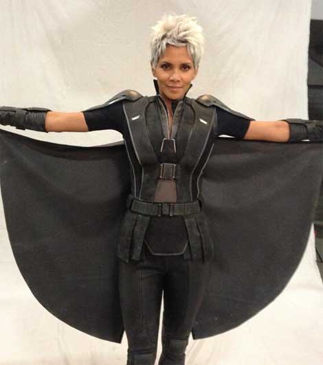 X-Men: Days Of Future Past... Storm-ing in.