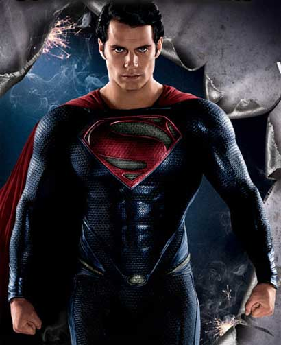 Man Of Steel... bulletproof?