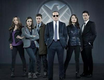 Agents of S.H.I.E.L.D… Channel Four'd.