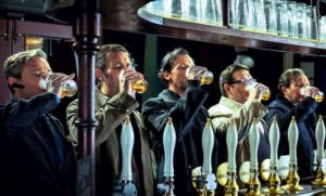 The World's End… Invasion of the Beery Snatchers.