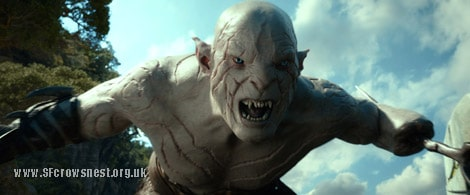 The character Azog