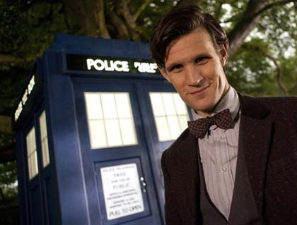 Doctor Who... it's official, says BBC. Matt Smith to leave as Doctor.
