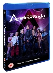 AndromedaS!blu-ray