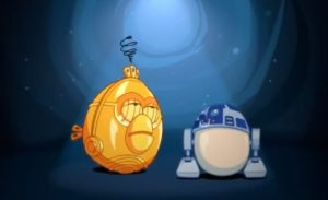 Angry Birds Star Wars II is coming.