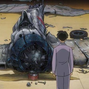 The Wind Rises (2013) film review by Mark R. Leeper.