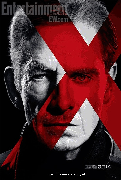 X-Men: Days of Future Past (3rd trailer: last trailer).