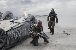 So what is the word on ELYSIUM being the ideal vacation spot as a futuristic getaway destination?