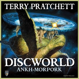 Sir Terry Pratchett RIP – 1948-2015.