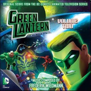 GreenLanternAnimatedSeriesV2CD