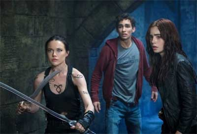 The Mortal Instruments: City of Bones film review
