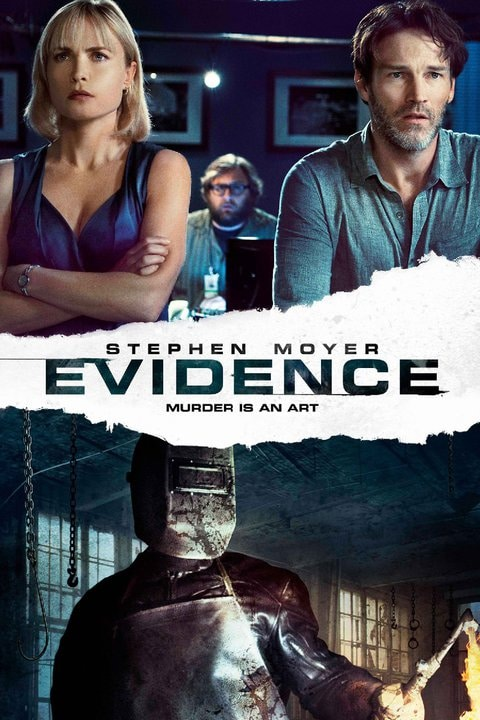 Evidence (2013) (a film review by Mark R. Leeper).