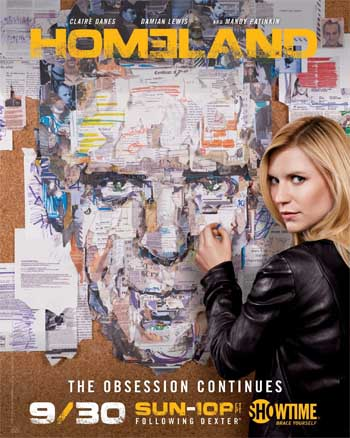 Homeland season 3 trailer.