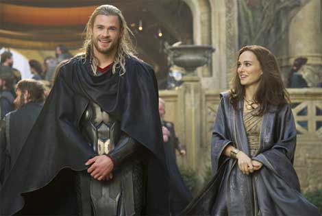 Thor the Dark World: I'm Loki, trust me.