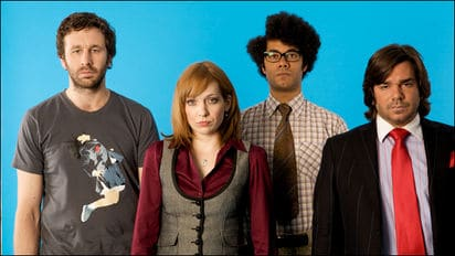 The IT Crowd: The Internet Is Coming (special).