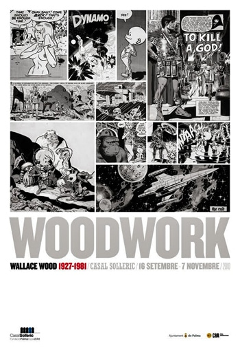 Woodwork: Wallace Wood 1927-1981 by Florentino Flórez (book review).