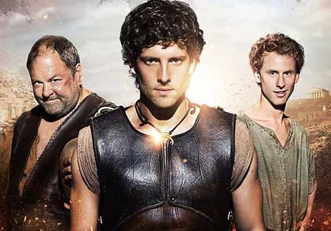 Atlantis on BBC