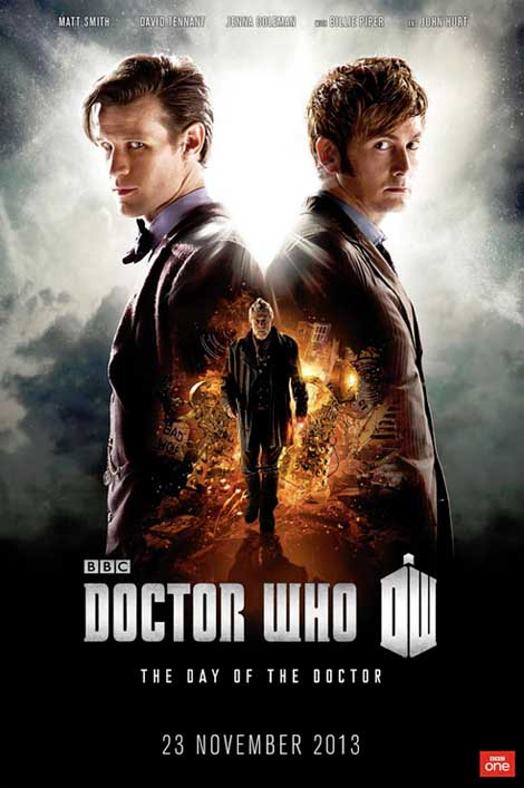 Doctor Who: The Day of the Doctor.