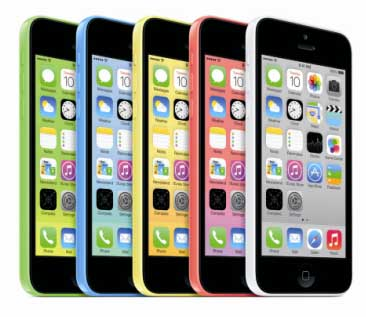 "Apple's ""cheap"" iPhone 5c - a snap at just... £549?"