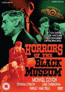 Horrors Of The Black Museum (1959) (DVD review).