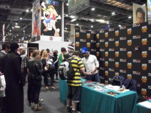 Danny John-Jules at Comic Con