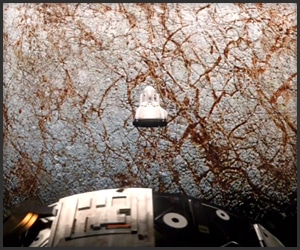 Europa Report (2013) (a film review by Mark R. Leeper).