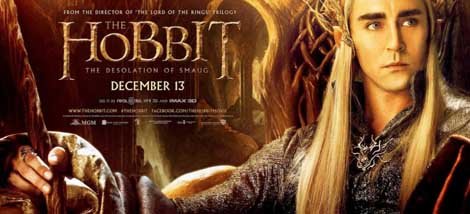 The Hobbit: The Desolation Of Smaug... draw your swords.