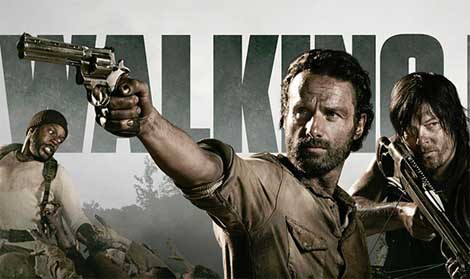 Walking Dead season 6 reveals.