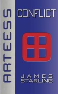 Arteess: Conflict by James Starling