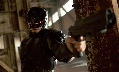 RoboCop… the future of American Justice.