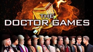 Doctor Who Games... May the Oods be ever in your favour.